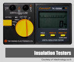 Insulation Testers (Megaohm Meters)